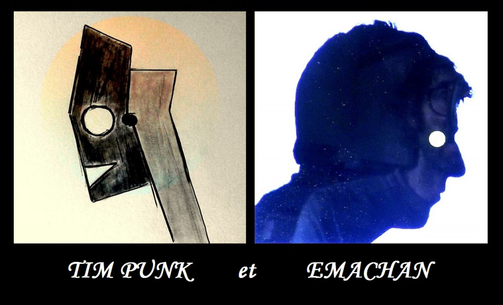 Tim Punk et Emachan (black4 - 22.03.2020)
