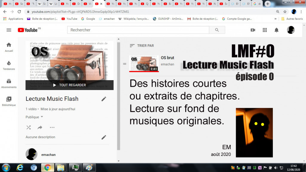 Emachan OS - Lecture Music Flash #0 (annonce)