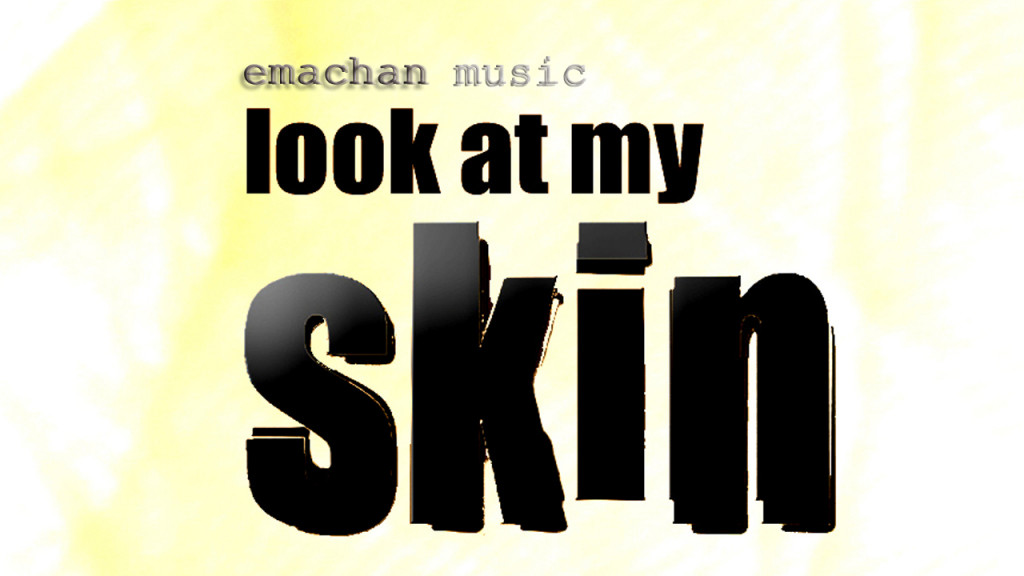look at my skin (visuel) 2B2