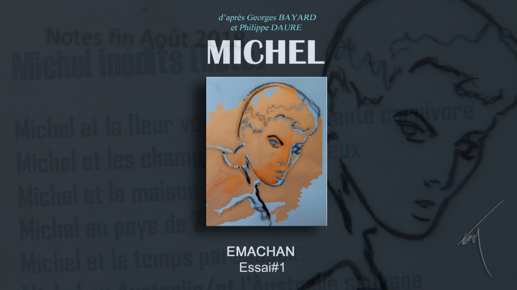 MICHEL Essai - prototype couverture n°10 (Emachan Teaser+)